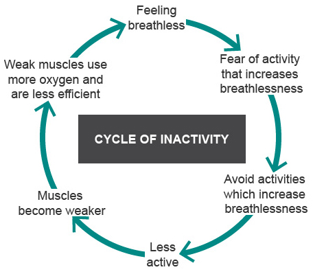 Inactivity cycle